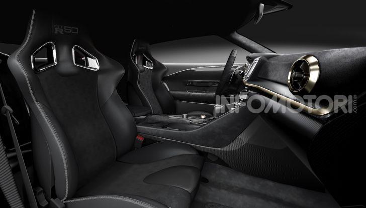 Nissan GT-R50: a fine 2020 iniziano le consegne - Foto 5 di 6