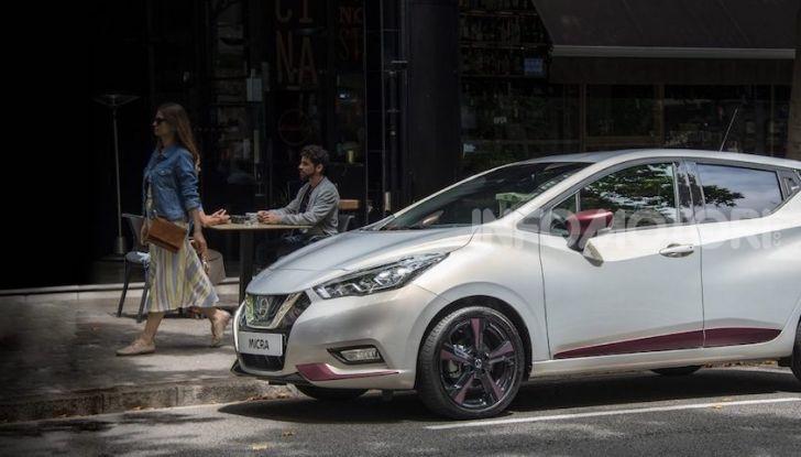 Nissan Micra N-Style: la media giapponese fa la voce grossa - Foto 5 di 8