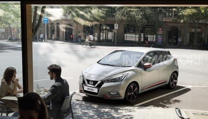 Nissan Micra N-Style: la media giapponese fa la voce grossa - Foto 6 di 8