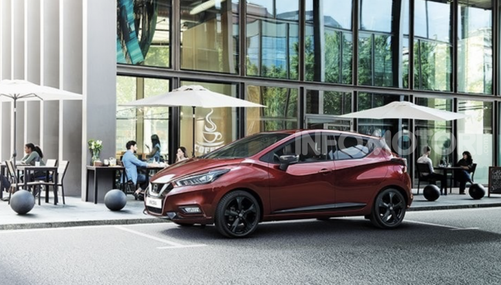 Nissan Micra N-Style: la media giapponese fa la voce grossa - Foto 7 di 8