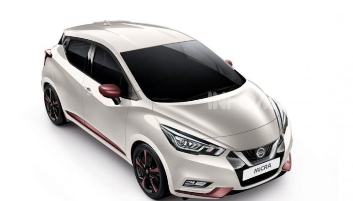 Nissan Micra N-Style: la media giapponese fa la voce grossa - Foto 8 di 8