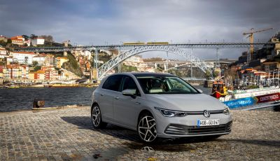 Nuova Volkswagen Golf 8: prova su strada, motori e prezzi
