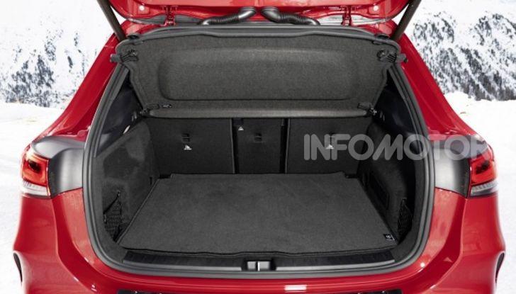 Nuovo Mercedes-AMG GLA 35 4MATIC: prestazioni senza rinunciare al comfort - Foto 10 di 11