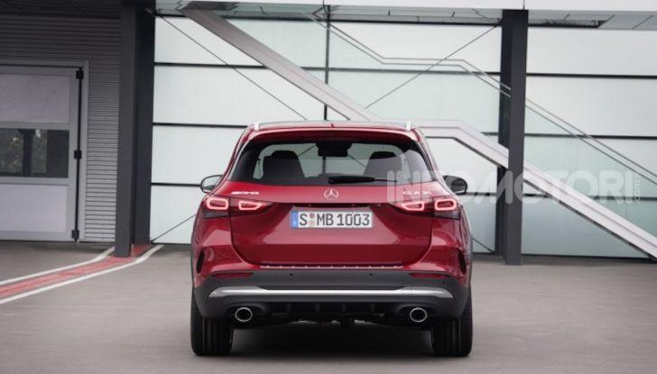 Nuovo Mercedes-AMG GLA 35 4MATIC: prestazioni senza rinunciare al comfort - Foto 2 di 11