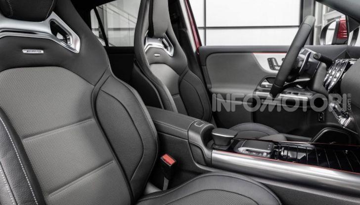 Nuovo Mercedes-AMG GLA 35 4MATIC: prestazioni senza rinunciare al comfort - Foto 3 di 11