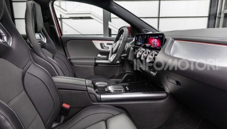 Nuovo Mercedes-AMG GLA 35 4MATIC: prestazioni senza rinunciare al comfort - Foto 5 di 11