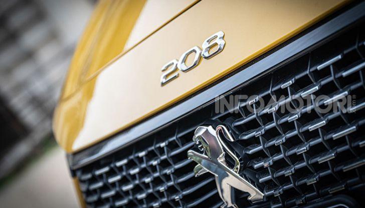 [VIDEO] Prova nuova Peugeot 208 GT Line 2020: la più bella del reame! - Foto 21 di 26