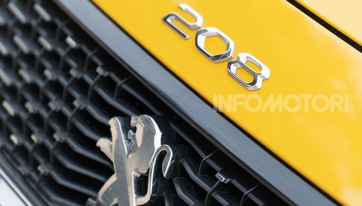 [VIDEO] Prova nuova Peugeot 208 GT Line 2020: la più bella del reame! - Foto 9 di 26