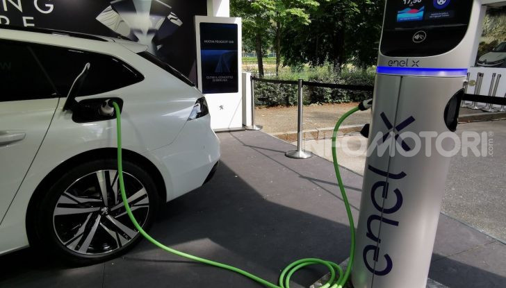 Quali sono le prese più diffuse per le auto elettriche e ibride plug-in: dalla CCS alla CHAdeMO passando per la Type2 - Foto 8 di 11