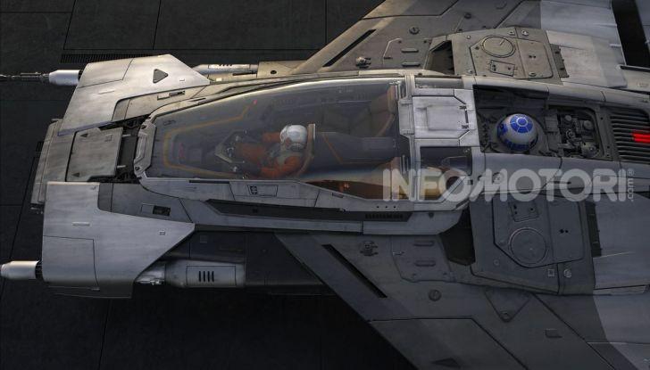 Star Wars: L'ascesa di Skywalker, la Starship firmata Porsche - Foto 6 di 6