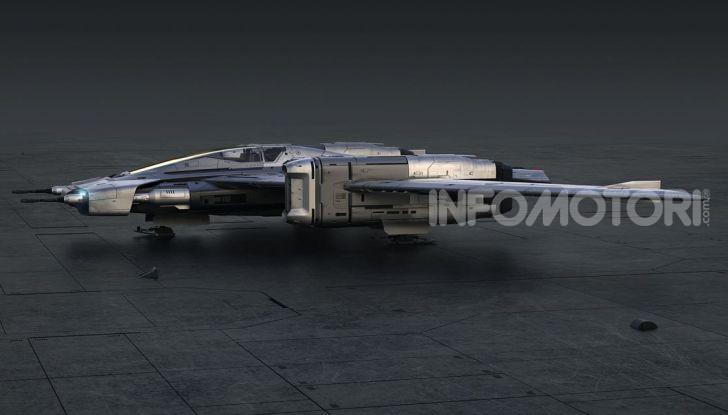 Star Wars: L'ascesa di Skywalker, la Starship firmata Porsche - Foto 4 di 6