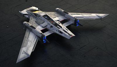Star Wars: L'ascesa di Skywalker, la Starship firmata Porsche