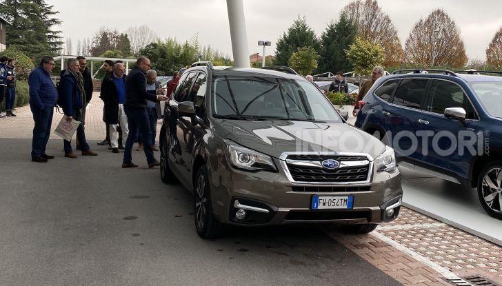 Subaru Forester e-Boxer, motori e prezzi del SUV ibrido - Foto 2 di 10