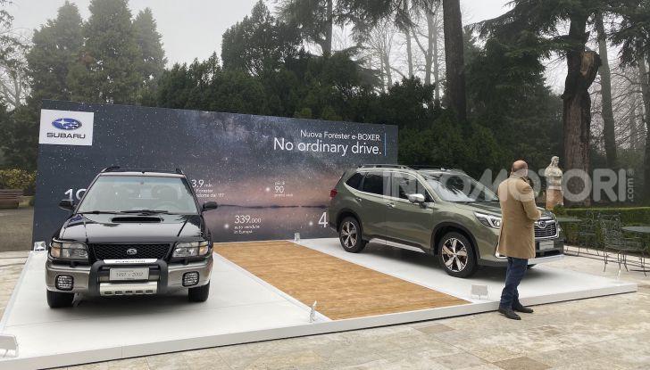 Subaru Forester e-Boxer, motori e prezzi del SUV ibrido - Foto 4 di 10