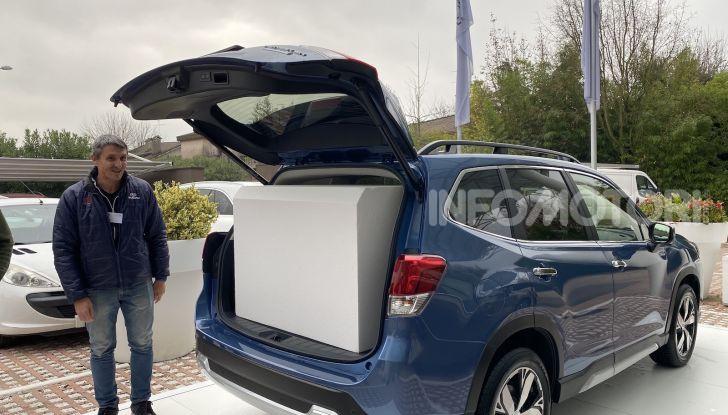 Subaru Forester e-Boxer, motori e prezzi del SUV ibrido - Foto 5 di 10