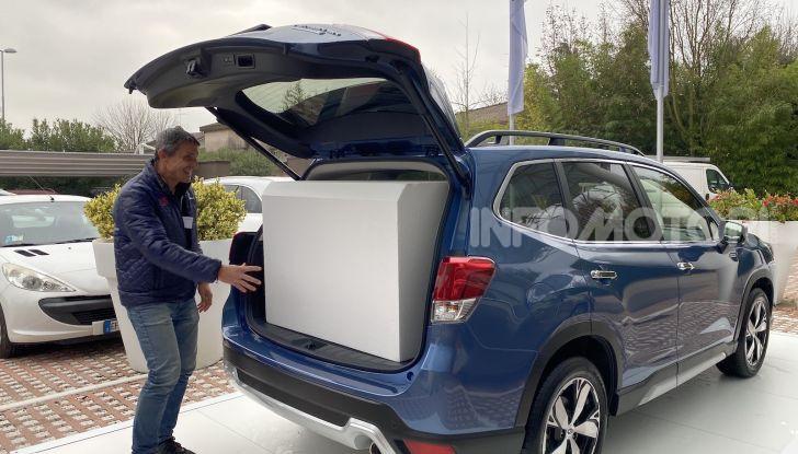 Subaru Forester e-Boxer, motori e prezzi del SUV ibrido - Foto 9 di 10