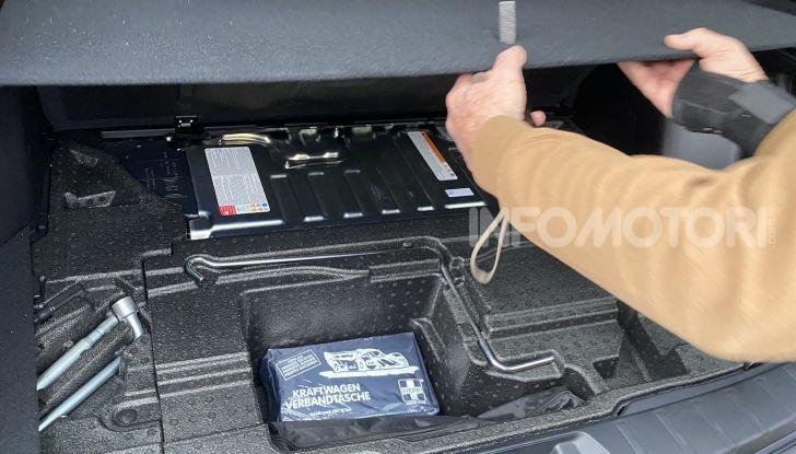 Subaru Forester e-Boxer, motori e prezzi del SUV ibrido - Foto 8 di 10