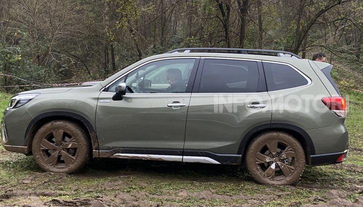 Subaru Forester e-Boxer, motori e prezzi del SUV ibrido - Foto 6 di 10