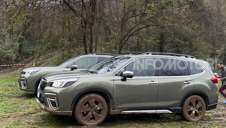 Subaru Forester e-Boxer, motori e prezzi del SUV ibrido - Foto 3 di 10