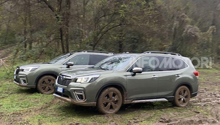 Subaru Forester e-Boxer, motori e prezzi del SUV ibrido - Foto 10 di 10