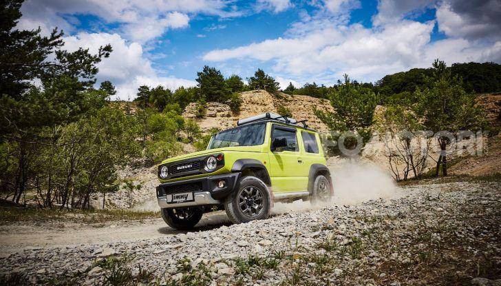 Suzuki Jimny, la nuova collezione di accessori - Foto 10 di 10