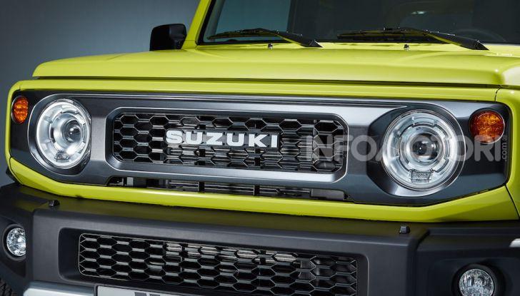 Suzuki Jimny, la nuova collezione di accessori - Foto 2 di 10