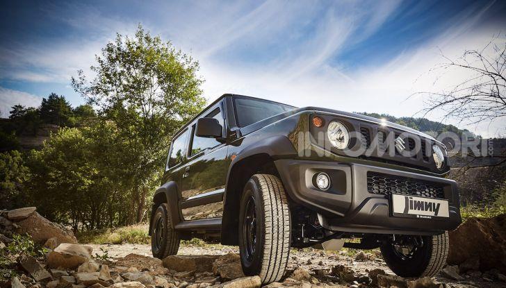 Suzuki Jimny, la nuova collezione di accessori - Foto 6 di 10