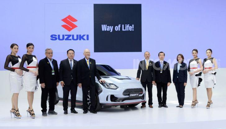 Suzuki Swift Extreme Concept