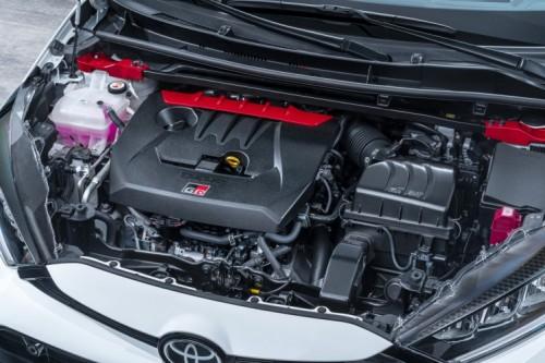 Toyota Yaris GR-4 2020: versione speciale dal Mondiale WRC - Foto 7 di 12