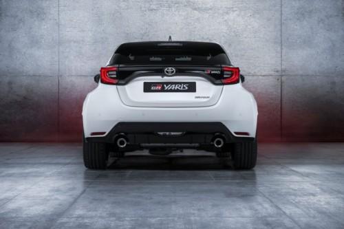 Toyota Yaris GR-4 2020: versione speciale dal Mondiale WRC - Foto 5 di 12
