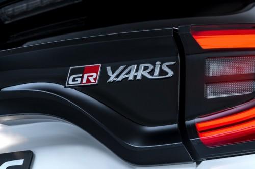 Toyota Yaris GR-4 2020: versione speciale dal Mondiale WRC - Foto 9 di 12