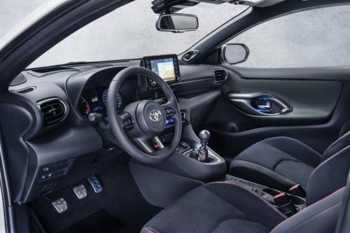 Toyota Yaris GR-4 2020: versione speciale dal Mondiale WRC - Foto 10 di 12