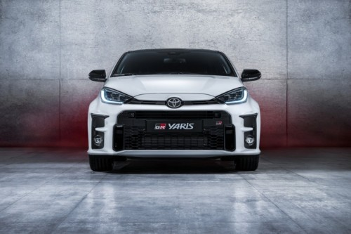 Toyota Yaris GR-4 2020: versione speciale dal Mondiale WRC - Foto 3 di 12