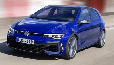 Volkswagen Golf 8 R: il mostro da 330 CV arriva a fine 2020