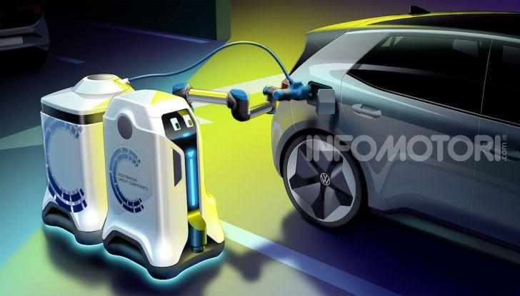 Volkswagen ribalta il mondo delle ricariche per auto elettriche - Foto 1 di 3