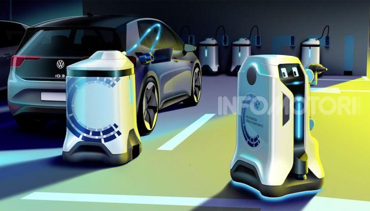 Volkswagen ribalta il mondo delle ricariche per auto elettriche - Foto 2 di 3