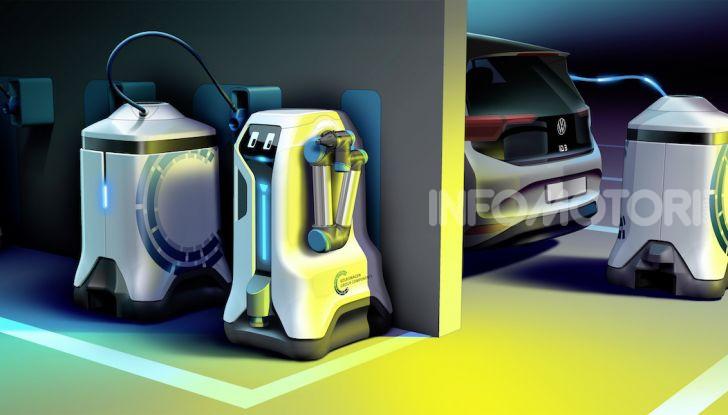 Volkswagen ribalta il mondo delle ricariche per auto elettriche - Foto 3 di 3