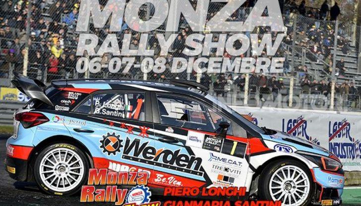 Monza Rally Show 2019: programma, piloti, info e prezzi - Foto 9 di 10