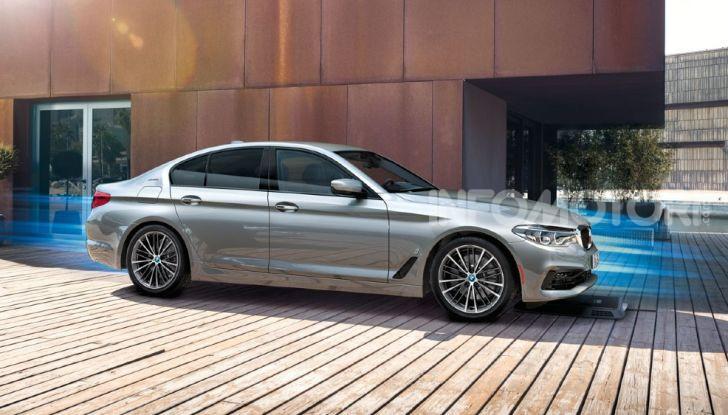 BMW Serie 5 wireless
