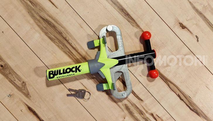 bullock experience