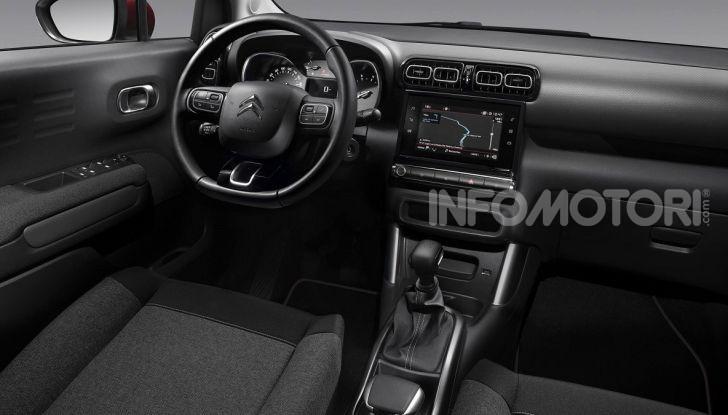 Citroen C3 Aircross: arriva l'edizione speciale C-Series - Foto 8 di 10