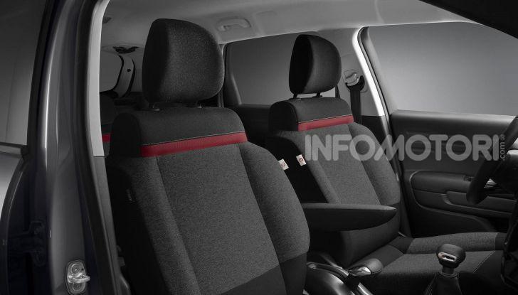 Citroen C3 Aircross: arriva l'edizione speciale C-Series - Foto 9 di 10