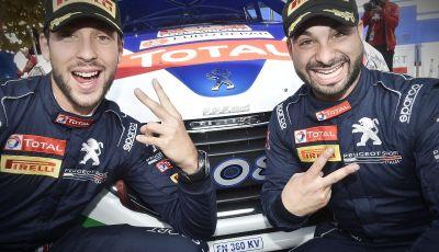 CIR 2019: a Peugeot il titolo Costruttori nel Campionato 2 Ruote Motrici