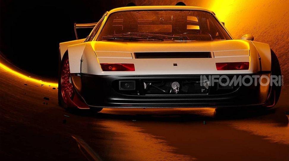 Ferrari 512 BB: la berlinetta degli anni '70 torna in chiave moderna?