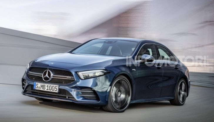Nuova Mercedes-AMG A 35 4MATIC Sedan