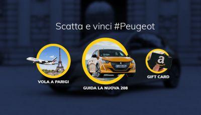 Tutte le risposte a Scatta e Vinci con Peugeot! Il nuovo Contest di Infomotori