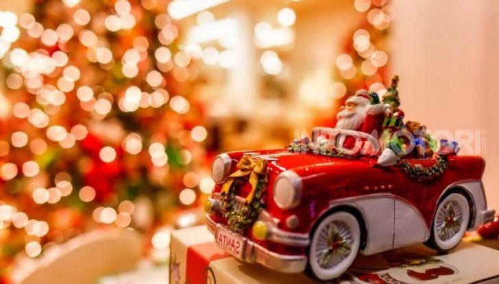regali auto natale