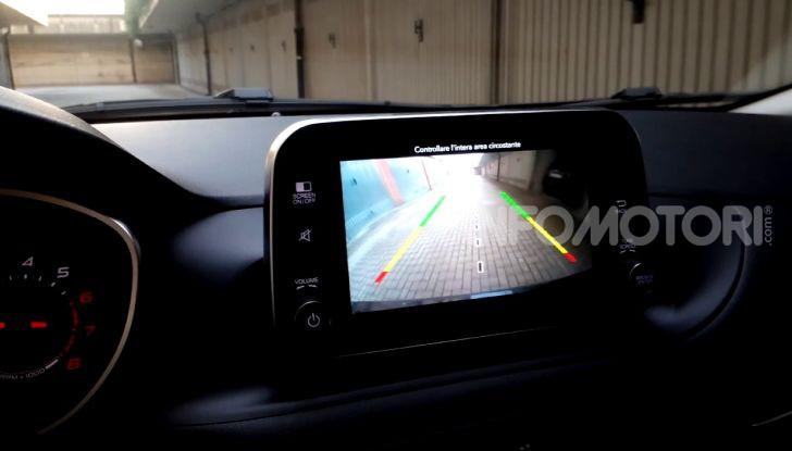 telecamera posteriore auto