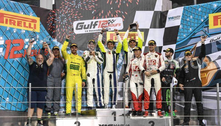 Valentino Rossi: podio alla 12 ore del Golfo con la Ferrari 488 GT3 - Foto 7 di 7