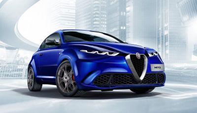 William Silva disegna l'Alfa Romeo Mito del futuro